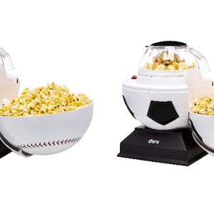 Soccer or Baseball Popcorn Maker (14 Cup) - Ships Quick!