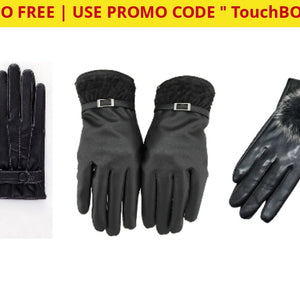 Buy One Get Free: Touchscreen Winter Gloves - Ships Quick! Apparel