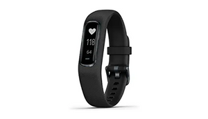 Garmin Vívosmart 4 Activity and Fitness Tracker w/ Pulse Ox and Heart Rate Monitor (Renewed by Garmin)