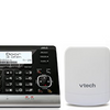 VTech VC7151-109 DECT 6.0 Cordless Telephone with Wireless Monitoring System, Garage Door Sensor, and Open/Closed Sensor for Doors or Windows