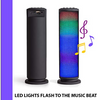 Mini Tower LED Bluetooth Speaker - Ships Quick!
