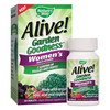 $2 PER BOTTLE! Nature's Way Alive! Garden Goodness Women's Multivitamin, (Best By 4/2020) - Ships Quick!