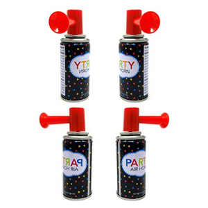 10 Pack: Party Air Horns - Great for Holiday Parties & New Years!