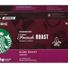 Buy Any 3 Get 1 Free! Starbucks K-Cup Coffee Pods - Ships Quick! French Roast (60 Count) Home