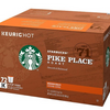 Buy Any 3 Get 1 Free! Starbucks K-Cup Coffee Pods - Ships Quick! Pike Place Roast (72 Count) Home