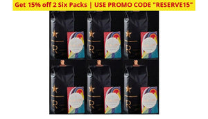 Starbucks Reserve Whole Bean Coffee (6 Pack) Past Best By Date - Ships Quick! Malawi-Reserve-6Pk