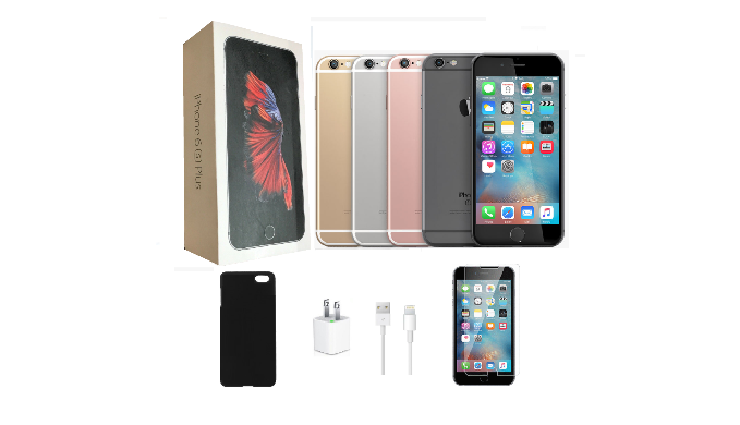 Refurbished Apple iPhone 6s Plus 128GB - Unlocked - Ships Quick + Free Returns!