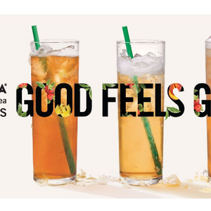 Starbucks Teavana Peach Infusion Barista Pitcher Tea Bags - As Low As 20¢ Per Ounce!
