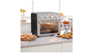 Wolfgang Puck 1700-Watt 23-Liter Air Fryer/Oven with Rotisserie Model 669-175 (Refurbished) - Ships Quick!