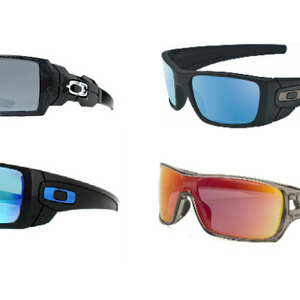 Oakley Oil Rig, Batwolf, Turbine & Fuel Cell Sunglasses - Ships Quick!