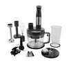 Wolfgang Puck 7-in-1 Immersion Blender with 12-Cup Food Processor (Open Box) - Ships Quick!