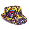 6 Piece Mystery Fedora Hat Surprise (Hats may be different than those pictured) - Ships Quick!