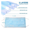 FURTHER PRICE DROP: Disposable 3-Ply Face Masks Level 2 - SHIPS FROM U.S. (2-Day Shipping Available)!
