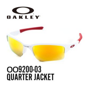 Oakley QUARTER JACKET OO9200-03 Youth Sunglasses