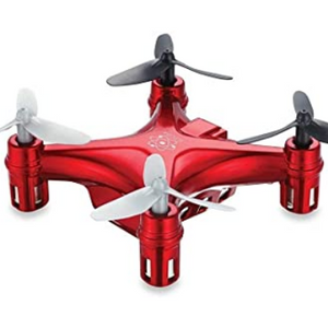 Propel Atom 1.0 Mini Pocket Drone Red Electronics