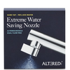 ALTERED:NOZZLE DUAL FLOW PRO Stainless Steel Chrome Nozzle