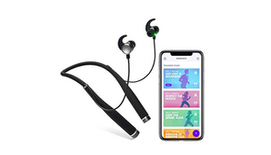 LifeBEAM Vi Sense Wireless Headphones with on-Demand AI Personal Trainer