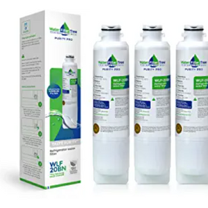 3-Pack: Water Filter Replacements - LG, Samsung, Kenmore, Maytag, Kitchenaid!