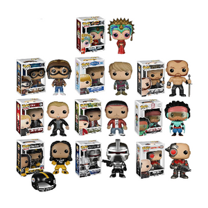1SALE EXCLUSIVE: Funko POP! Mystery Box - Set of 10 Random Funko POPS - Disney, FortNite, Scooby-Doo, Monsters & More!