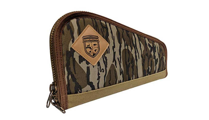 "Evolution Outdoor Design Gamekeepers Original Bottomland Pistol Case Hunting 10"" inch Gun Case - Ships Quick!"