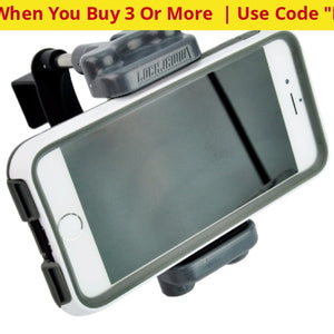 Lockjaww In-Flight Device Holder For Iphonen Android And Small Tablets - Ships Quick! Home