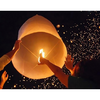 100% Biodegradable Paper Sky Lanterns (10-, 20-, 30-, or 40-Pack)