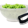 Ronco Salad-O-Matic: Large Family-Size Bowl and Salad Rocker/Chopper - Ships Quick!