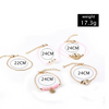 Women of The World Unite 5 Piece Bracelet Set