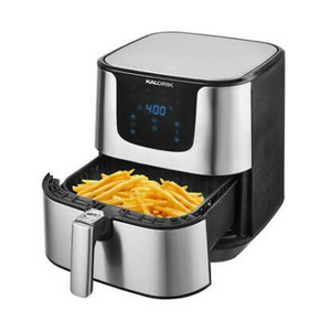 Kalorik 3 1/2-Qt Air Fryer Pro, Stainless Steel (Manufacturer Refurbished) - Ships Quick!