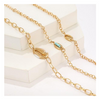 Turquoise Sea-Shell 3 Piece Bracelet Set in 14K Gold
