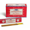 6-Box Count: Satya Champa Dragon's Blood Incense Sticks (Approx 70-90 Sticks)