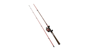 Shakespeare Fearless & Ugly Stik Spin cast Rod & Reel Combos - Ships Quick!
