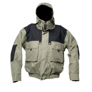 Wright & McGill Essentials Big Horn Wading Jacket - Ships Quick!