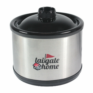 TailGate at Home Mini Dip Warming Crock - Perfect for Game Day, Poker Night, Parties - Ships Quick!