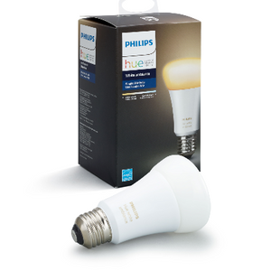 Philips Hue White Ambiance A19 Smart Wireless Light Bulb, 60W LED - As Low As $9 - Ships quick!