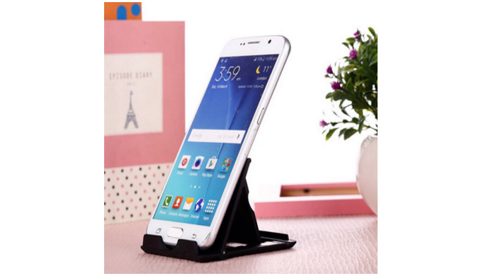 2/3 Pack: Universal Adjustable Cell Phone Tablet Stand Holder - Ships Quick!