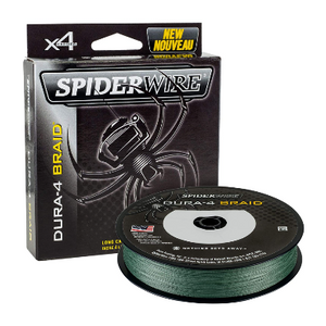 Spiderwire DURA-4 Braid Fishing Line - Ranked #10 on Amazon - Ships Quick!