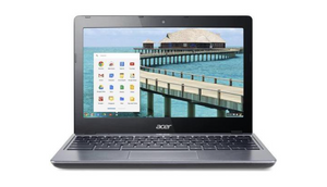 Acer C720 Chromebook 11 Cel 2955U 1.4GHz 2GB RAM 16GB SSD - Refurbished