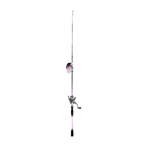 "Trait Crist Light Finesse 6'6"" Spinning Fishing Rod and Reel Combo - Ships Quick!"