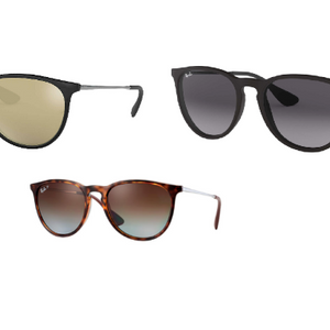 NEW ARRIVAL: Ray-Ban Erika Unisex Sunglasses (3 Models to Choose From) - Ships Quick!