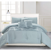 3 Piece Queen Duvet Set by Kensie - 3 Colors - Ships Quick & Free!