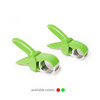 "Pack of 2: Ronco Handi Slicer for Fruit and Vegetable Chopping 1.5"" & 2"" Slicer (NEW) - Ships Quick!"