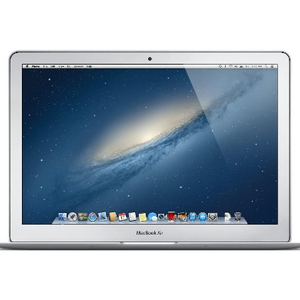 Apple MacBook Air MD761LL/B 13.3-Inch Laptop - 8GB RAM, 256GB SSD, Intel Core i5 (Refurbished) w/ Black Case & MagSafe Charger!