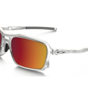 Oakley Triggerman Clear Torch Iridium Sunglasses (OO9266-07)