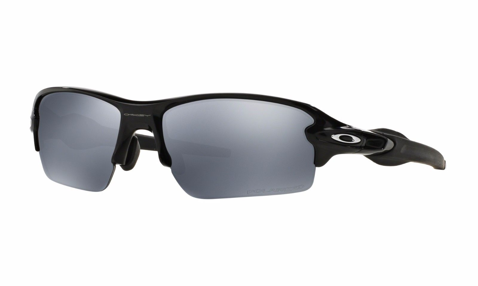 Oakley Polarized Flak 2.0 Black Sunglasses (OO9271-07)