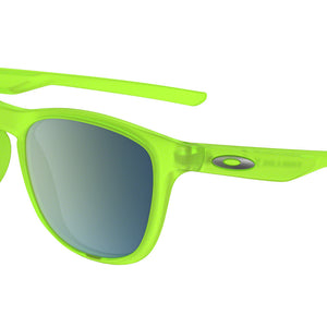 Oakley TRILLBE X Men's Emerald Iridium Sunglasses (OO9340-07)
