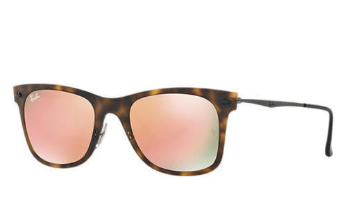 Ray-Ban Havana Sunglasses (RB4210 62442Y 50mm)