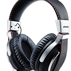 SHARKK Bravo Hybrid Electrostatic Headphone - Extremely Comfortable, Lightweight, Noise Isolating and Affordable!