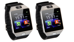 Pack of 2: Bluetooth Smartwatch For Android (& iOS Limited) - Ships Same/Next Day!