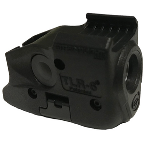 Streamlight TLR-6 Tactical Pistol Mount Flashlight for Railed Glock, No Laser (Model: 69294) - Ships Same/Next Day!